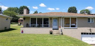 Jeannette Single Family Home For Sale: 1017 Ohio Ave