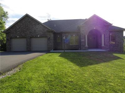 Single Family Home For Sale: 1000 Southway Dr