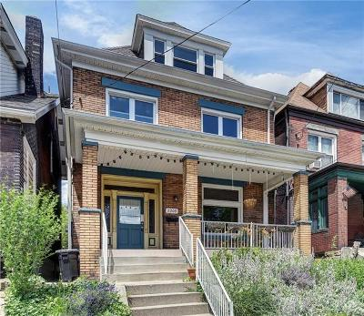 Swissvale Single Family Home Active Under Contract: 2209 Manor Ave