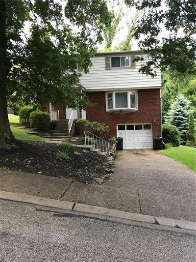 Forest Hills Boro Single Family Home For Sale: 105 Chalet
