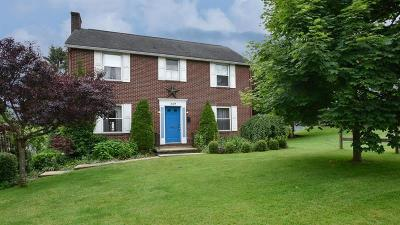 Somerset Boro Single Family Home Active Under Contract: 339 High St