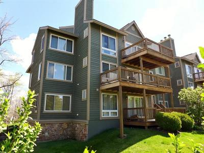 Hidden Valley Condo/Townhouse For Sale: 5302 Summit Drive