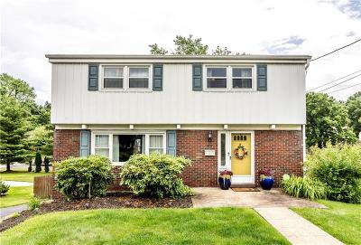 Penn Hills Single Family Home Active Under Contract: 361 Crescent Garden Dr