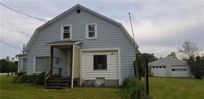 Somerset/Cambria County Single Family Home Active Under Contract: 1121 Cumberland Hwy