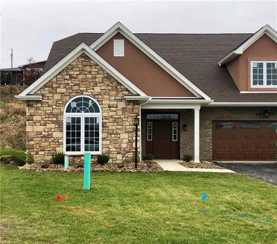 Single Family Home For Sale: 727 Elliot Lane #A