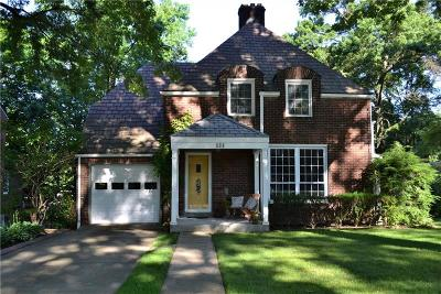 Forest Hills Boro Single Family Home For Sale: 206 Overdale Road