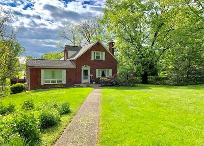 Single Family Home For Sale: 1266 Brinkerton Rd