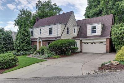 Squirrel Hill Single Family Home Active Under Contract: 6626 Forest Glen Rd