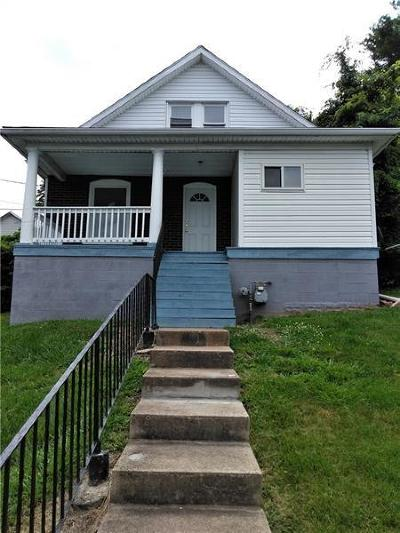 Trafford Single Family Home For Sale: 220 Duquesne Ave