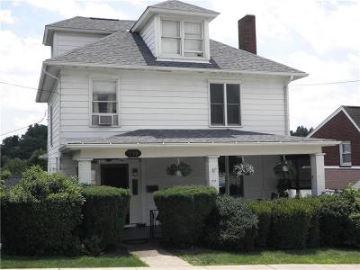 Irwin Single Family Home For Sale: 730 Ninth
