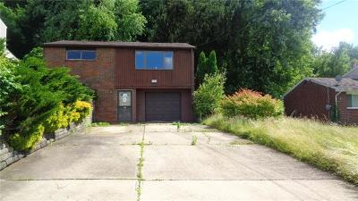Single Family Home For Sale: 961 Colonial Manor Rd