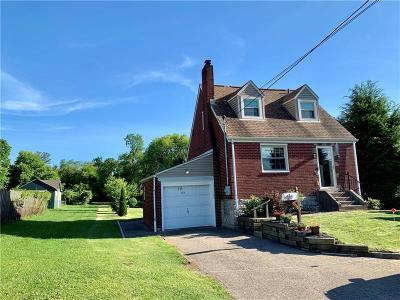 Trafford Single Family Home Active Under Contract: 611 State Route 130