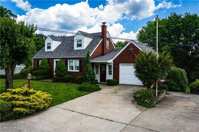 Murrysville Single Family Home Active Under Contract: 2979 Sunset Circle
