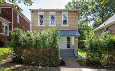 Swissvale Single Family Home For Sale: 7942 Saint Lawrence Ave
