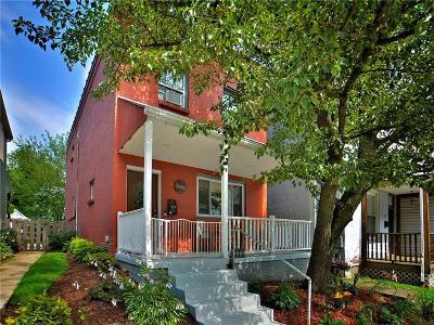 Edgewood Single Family Home For Sale: 321 Coal Street