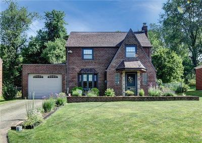 Verona Single Family Home Active Under Contract: 1327 Maple Ave