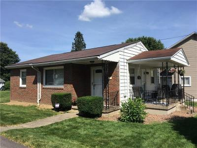 Single Family Home For Sale: 1332 5th St