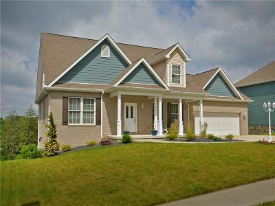 Single Family Home For Sale: 3072 Warwick Dr