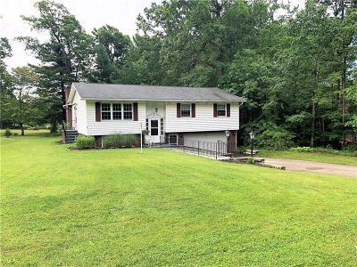 Single Family Home For Sale: 421 S Lynn Ave