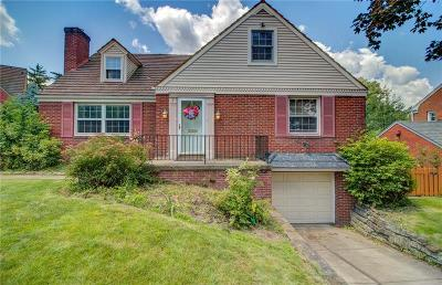 Shadyside Single Family Home For Sale: 7 Shadyside