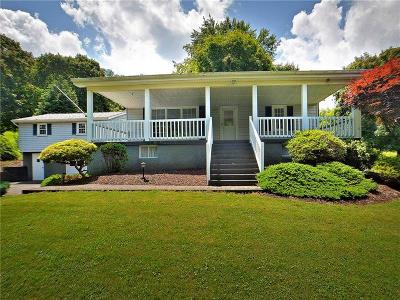 Murrysville Single Family Home Active Under Contract: 4911 Ludwig Road