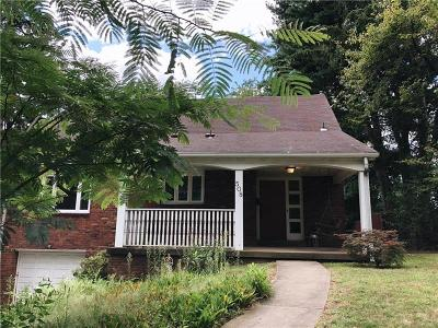 Forest Hills Boro Single Family Home For Sale: 508 Edgewood Rd