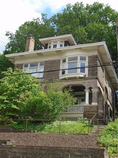 Edgewood Single Family Home For Sale: 116 Oakview