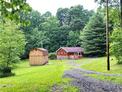 Single Family Home For Sale: 520 Kuhntown Rd