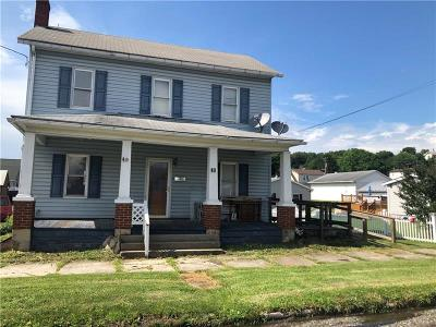 Meyersdale Boro Single Family Home For Sale: 25 Broadway St