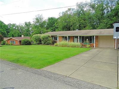 Murrysville Single Family Home Active Under Contract: 3476 Woodland Dr