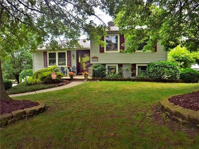 North Huntingdon Single Family Home For Sale: 1996 Colleen Dr