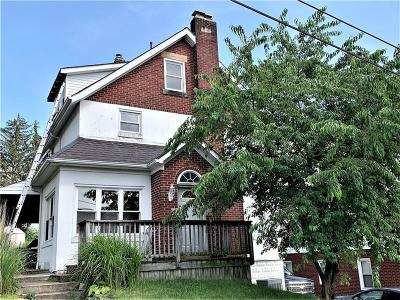 Single Family Home For Sale: 32 Cleveland Ave
