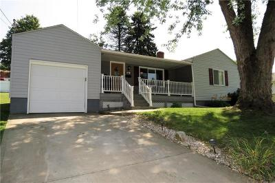 North Huntingdon Single Family Home Active Under Contract: 11911 Eisenhower Dr