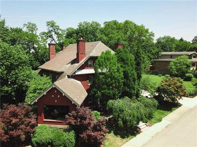 Squirrel Hill Single Family Home For Sale: 1195 Beechwood Blvd