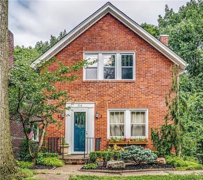 Regent Square Single Family Home Active Under Contract: 314 Garland