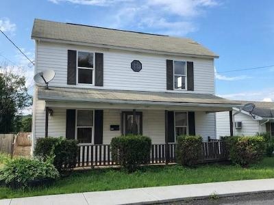 Somerset/Cambria County Single Family Home For Sale: 1452 Roberts Street