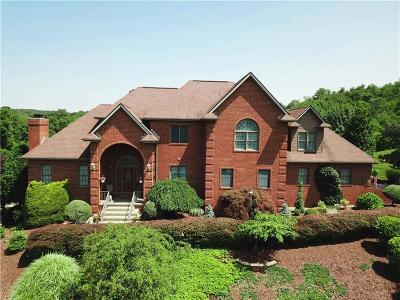 Murrysville Single Family Home For Sale: 5272 Lakemont Ct