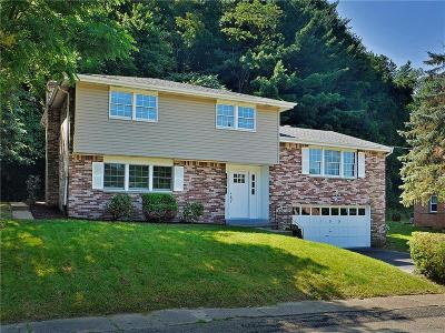 Wilkins Twp Single Family Home For Sale: 108 Calmont Drive