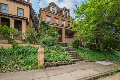 Regent Square Single Family Home For Sale: 410 Whitney Ave