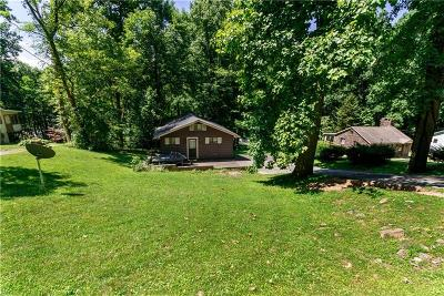 Somerset/Cambria County Single Family Home For Sale: 963 Newberry Road
