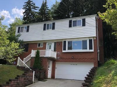 Forest Hills Boro Single Family Home For Sale: 128 Washington Road