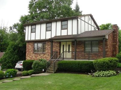Irwin Single Family Home Active Under Contract: 585 Carroll Dr