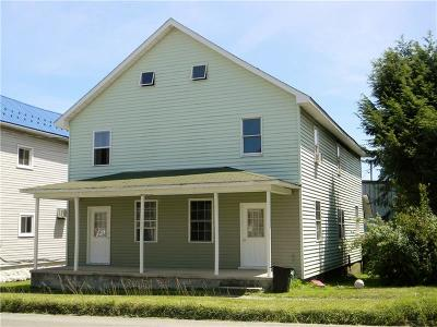 Somerset/Cambria County Single Family Home For Sale: 199 N Main Street