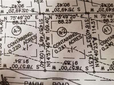 Somerset/Cambria County Residential Lots & Land For Sale: Lot 42 Pammi Road