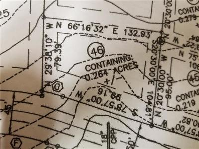 Somerset/Cambria County Residential Lots & Land For Sale: Lot 46 Pammi Road