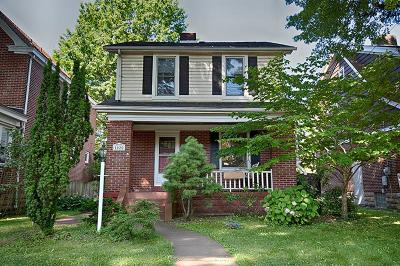 Regent Square Single Family Home For Sale: 1020 E End Ave