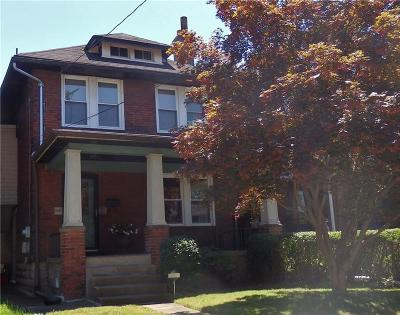 Swissvale Single Family Home For Sale: 7338 Schley