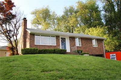 Verona Single Family Home For Sale: 559 Saint Clair Dr