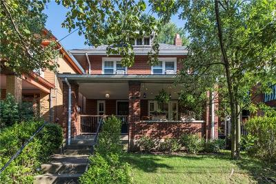 Swissvale Single Family Home For Sale: 7340 Schoyer Avenue