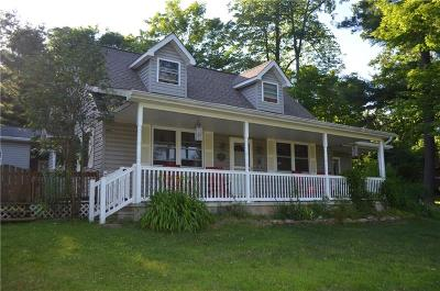 Somerset/Cambria County Single Family Home Active Under Contract: 166 Somer Place Lane